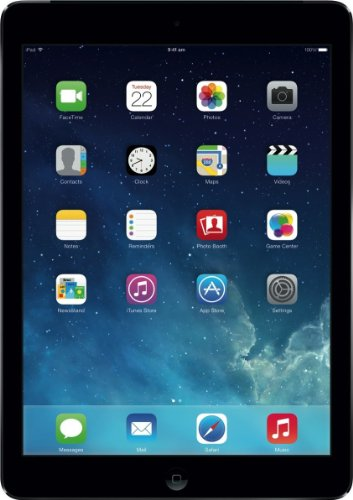 Apple-iPad-Air-Tablet-de-97-Bluetooth-WiFi-16-GB-1-GB-RAM-iOS-negro-0
