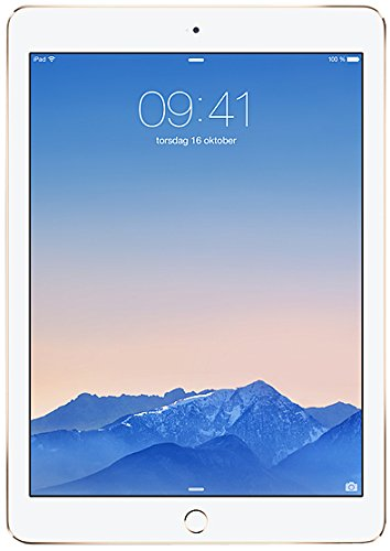 Apple-iPad-Air2-Tablet-WiFi-2-GB-de-RAM-16-Gb-de-almacenamiento-iOS-color-dorado-0