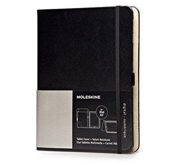 Housse-Tablette-Ipad-Air-Bloc-Notes-Reporter-Volant-Noir-Moleskine-Digital-Covers-0