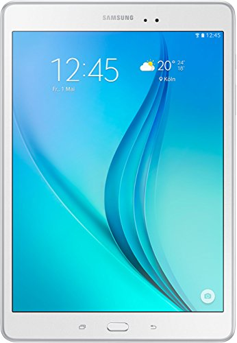Samsung-Galaxy-Tab-A-T550N-97-WiFi-Tablet-de-97-WiFi-Quad-Core-de-12-GHz-16-GB-Android-50-Lollipop-blanco-Importado-de-Alemania-0