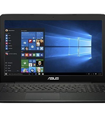 ASUS-F555YA-XX038T-Porttil-de-156-AMD-E1-7010-4-GB-de-RAM-Disco-duro-de-500-GB-tarjeta-grafica-integrada-Windows-10-negro-con-textura-punto-teclado-QWERTY-Espaol-0