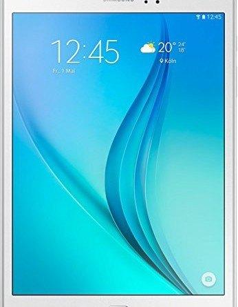 Samsung-Galaxy-Tab-A-T550N-97-WiFi-Tablet-de-97-WiFi-Quad-Core-de-12-GHz-16-GB-Android-50-Lollipop-blanco-Importado-de-Alemania-0